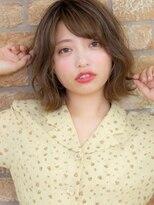 オーブ ヘアー ルル 京都四条通り店(AUBE HAIR lulu)外ハネ☆色気のある小顔カット