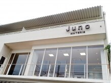 ジュノマテリエ 中山店(Juno MATERIE)の雰囲気(大きくとってある窓からは光が入り、目の前の空と緑が素敵です♪)