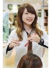 ヘアメークマーサ ルミネ立川店(Hair Make MASA)鳥谷部 恵理