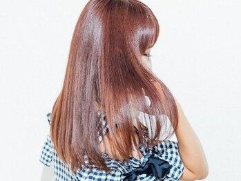 シータ 大山(THETA)の写真/【大山駅徒歩2分】AujuaやTOKIO,ハホニコなど上質な薬剤で髪質改善♪豊富なトリートメントで美髪へと導く★