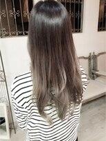 アリス ヘア デザイン(Alice Hair Design)Alice☆外国人風グラデーションカラー