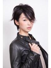 ヘアスタジオ ジャンテ(Hair Studio J'en te)大人セクシー