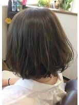 ヘアー リラクゼーション アンヴィ(Hair Relaxation anvi)ゆるふわボブ