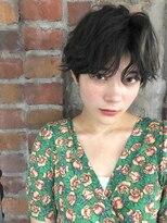 ミンクス 原宿店(MINX)【MINX近藤】ほつれウェーブのヘルシーショート