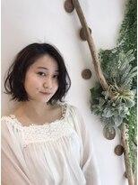 モッズヘア 仙台PARCO店(mod's hair)ふんわりボブ