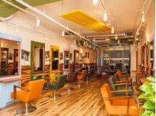 オーブ ヘアー アクア 天王寺店(AUBE HAIR aqua)の雰囲気(こだわり抜かれた上質空間。長時間の施術も寛いで過ごせます。)