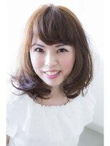 髪質改善ヘアエステ ブリスク(Brisk)Briskイチオシ☆柔らか系ひし形シルエットゆるふわヘア