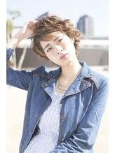 髪、頭皮に優しいオーガニックカラーを使用☆