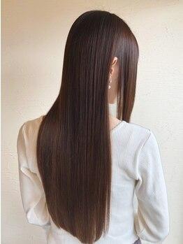 エゼル(Esell)の写真/【髪質改善】洗練された技術&高品質の商材で、髪の芯から美しく◇綺麗な髪がずっと続くよう徹底サポート◎