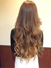 ブランシスヘアー(Bulansis Hair)グラデーションカラー Osawa