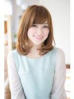 ソフトヘアカッターズ(soft HAIR CUTTERS)可愛いゆるふわ☆フェミニンロブセミディ