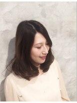ボヌールヘア(BONHEUR HAIR)ボヌールヘアー 綾瀬【岡部 賢悟】オフィススタイル