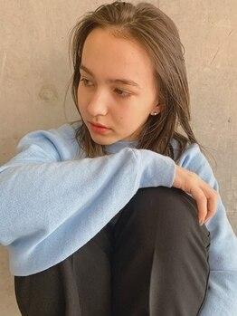 ワイス(WYETH)の写真/《NEW OPEN》黒髪に飽きた方・職場で明るくできない方…1人1人違うライフスタイルに合ったカラーをお届け☆