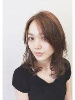 ヘアーサロン テイル リバー(Hair Salon Tail River)レイヤーロング☆