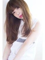 リリース(release)release【簡単スタイリング!!無造作ラフロング】