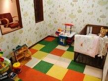 ヘアーガーデンリゾート 高倉町店の雰囲気(子供と一緒にサロンへ♪キッズスペースあります♪)