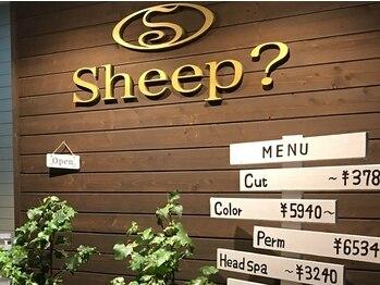 シープ(Sheep?)の写真/サロンでの仕上がりだけでなく、お家に帰ってからも再現性が高く、愛され続けるパーマメニュー