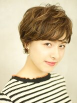 ベック ヘアサロン(BEKKU hair salon)ワンサイドショートでスッキリ魅せる☆ショートヘアスタイル