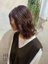 フローレス バイ ヘッドライト 三鷹店(hair flores by HEADLIGHT)秋冬の大人かわいいショコラカラースタイル