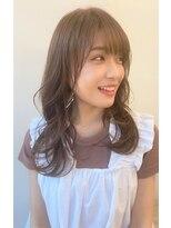【HONEY渋谷】外巻きがカワイイ☆愛され巻き髪