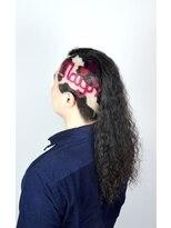 デコレーションヘアー