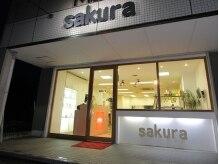 美容室 サクラ(sakura)の雰囲気(ぷらりと立ち寄れそうな雰囲気の店舗♪)