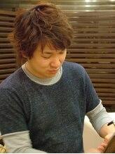 ロコ ヘアーメイク(ROCO HAIR MAKE)里 昇五