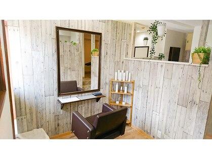 個室型美容室 グリーン(green)の写真
