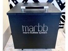 アトムス(Atoms)の雰囲気(最新のマイクロバブル発生装置Marbb導入♪)