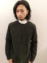 バチカ(BATICA)長いヘアスタイル好きに!きめすぎないパーマスタイル