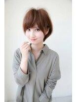 ヘアメイク シュシュ(Hair make chou chou)【HAPPINESS】*やわらか耳かけショート*【木戸竜麻】