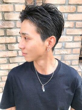 髪型 パクソジュン