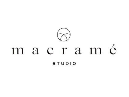 マクラメ(macrame)の写真