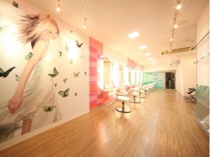 ヘアーアンドカラー ミヤ 桑園駅前店(hair & color MIYA)の写真