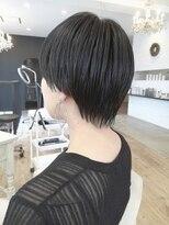 ガレリアエレガンテ 植田店(GALLARIA Elegante)直毛の方でも安心ウルフ風ショート