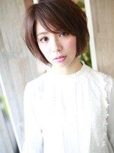 アグ ヘアー ルーツ 札幌7号店(Agu hair roots)☆ノームコア大人ショート☆