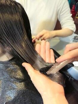 ヘアーデザイン アクトレス Hair Designs ACTRESSの写真/リニューアルされたAujua&エルシューダ、グレイスオンシリーズの取扱いを開始!!ダメージ知らずの髪創りを◎