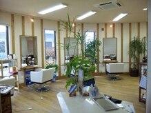 美容室 グラン ブルーの雰囲気(メインルーム)