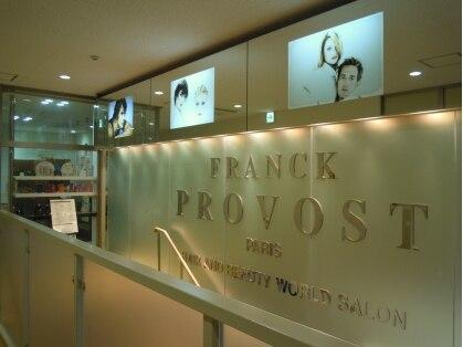 フランクプロボー(FRANCK PROVOST)の写真