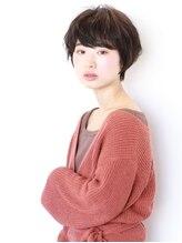 スタイル 成城学園前(STYLE)マニッシュショート セシルカット シアーカラー 大人女性
