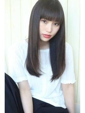 ヘアーソムリエサロン ベルラ(Hair smmelier salon Bella)~Bella鈴木~大人可愛い×ラフな&黒髪ストレート