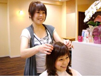 ヘアースペース シュシュ(Hair Space Shou Shou)の写真