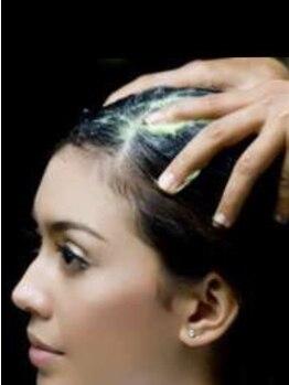 ハフリ美容室の写真/【呉市中通】この季節にオススメ!アボカドトリートメントスパでうるツヤ美髪に・・♪