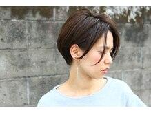 メープルヘアデザイン(Maple hair design)の雰囲気(得意なショートスタイル、スタイル提案もお任せ下さい)
