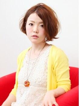 """ヘアーアンドビューティー ワイワイ(hair&beauty WAIWAI)の写真/高いセンスと技術力で""""トレンド&お客様の普段の生活""""を大切にしたヘアスタイルをご提案いたします!"""