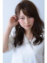 ラ リュエル 町の小さな美容室(La Ruelle.)大人っぽセミデぃ2♪ ~shiori~