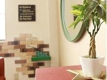 美容室マチルダの雰囲気(カフェのような空間・・・。落ちついた雰囲気でご利用頂けます。)