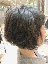 サクラ ヘアー(SAKURA Hair)ショートボブのオゾンパーマ!