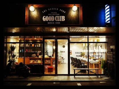 hair's collection GOOD CLUB【グッドクラブ】