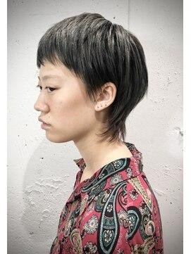 クリアオブヘアー リット(CLEAR of hair LiT)ウルフショートスタイル
